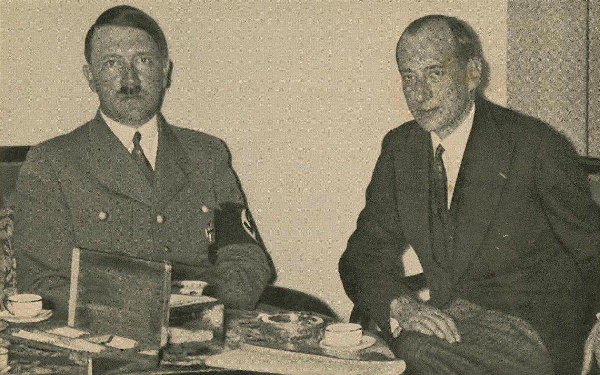 Польский танец с Гитлером
