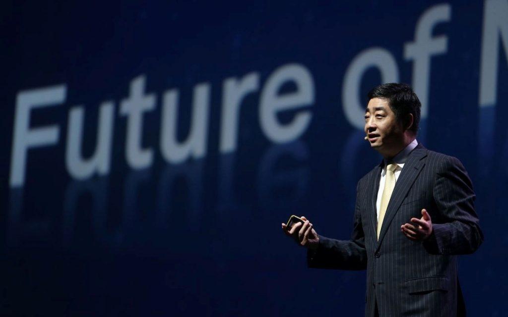 Кен Ху, председатель компании Huawei