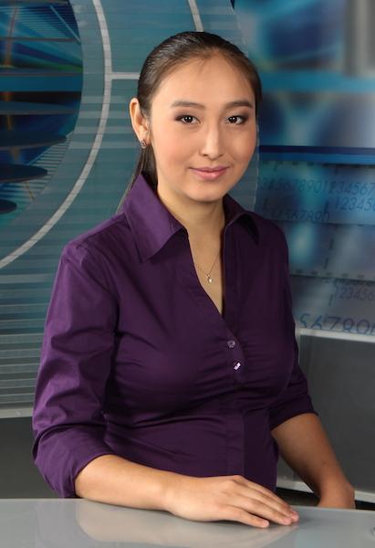 Мадина Ашилова