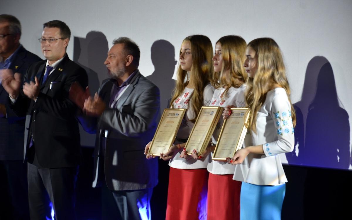 <em>© Фото. Валерий Леонов. Торжественная церемония награждения победителей Фестиваля «Евразия.DOC» 2019</em>
