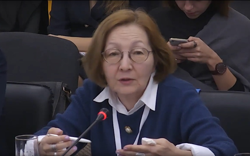 Асия Байгожина