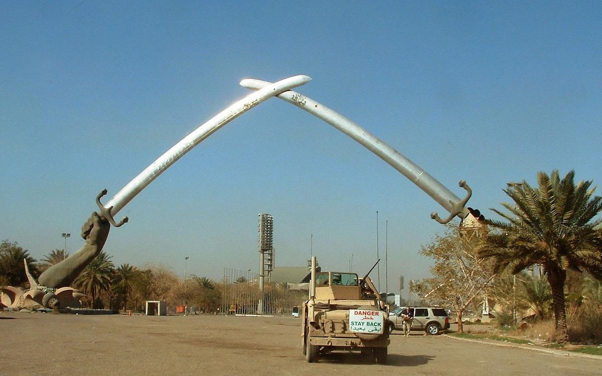 В Багдаде неспокойно