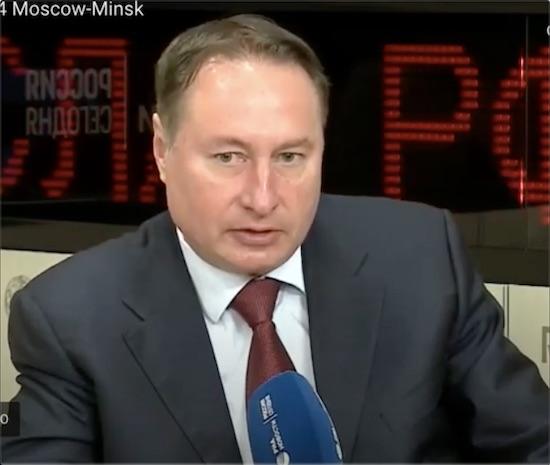 Валерий Шеховцов (Россия)
