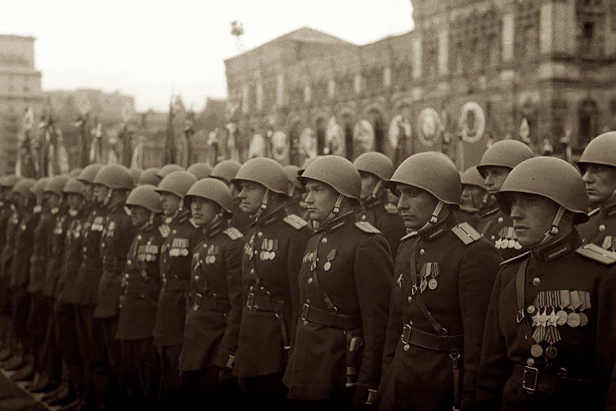 24.06.1945. Парад Победы