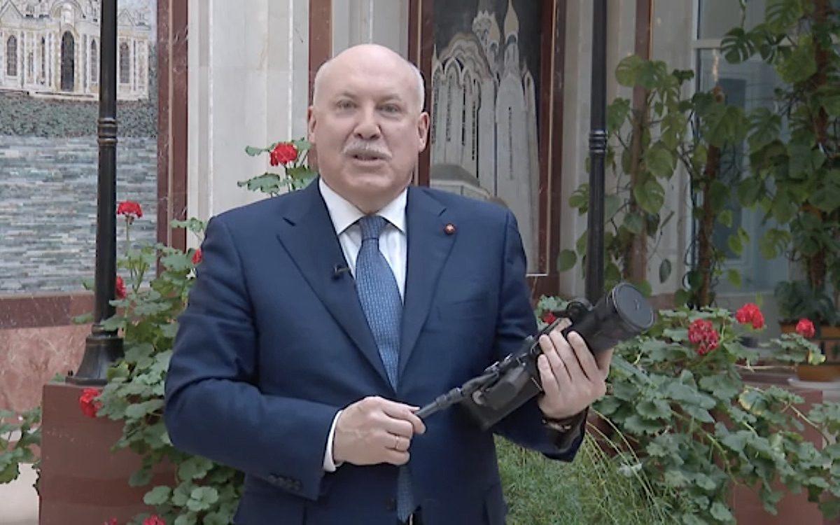 Дмитрий Фёдорович Мезенцев