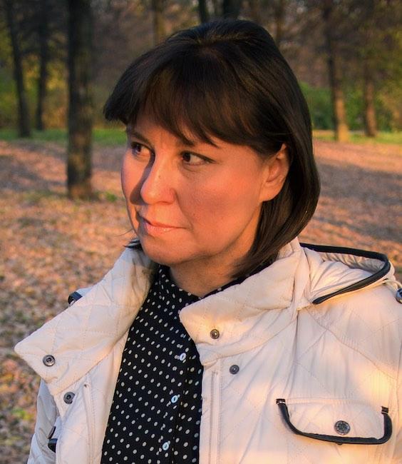 Марина Труш