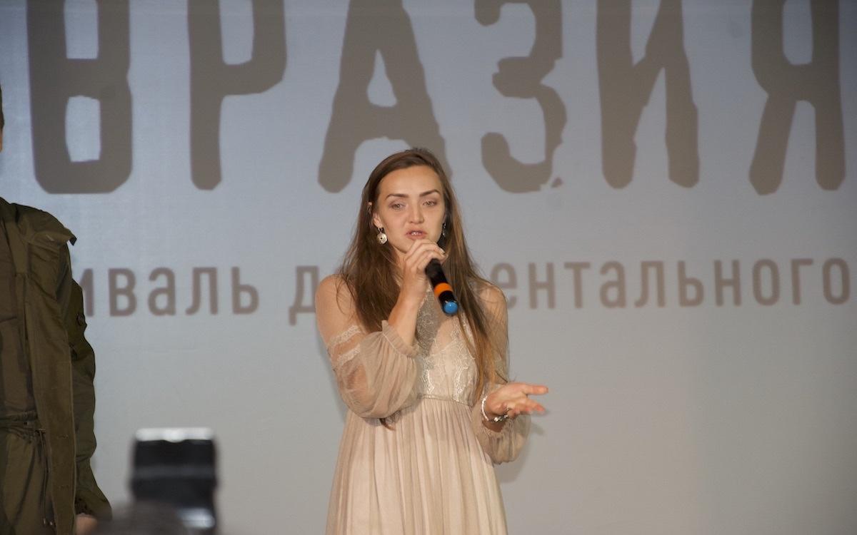 Евразия.doc: 4 минуты. «Я просто люблю жизнь». Реж. Анна Лосева (Брянск, Россия)