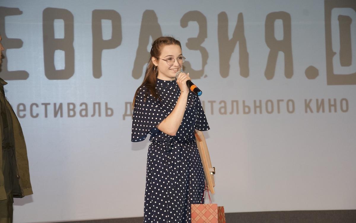 Евразия.doc: 4 минуты. «Бой был вчера». Реж. Мария Попова (С.-Петербург, Россия)