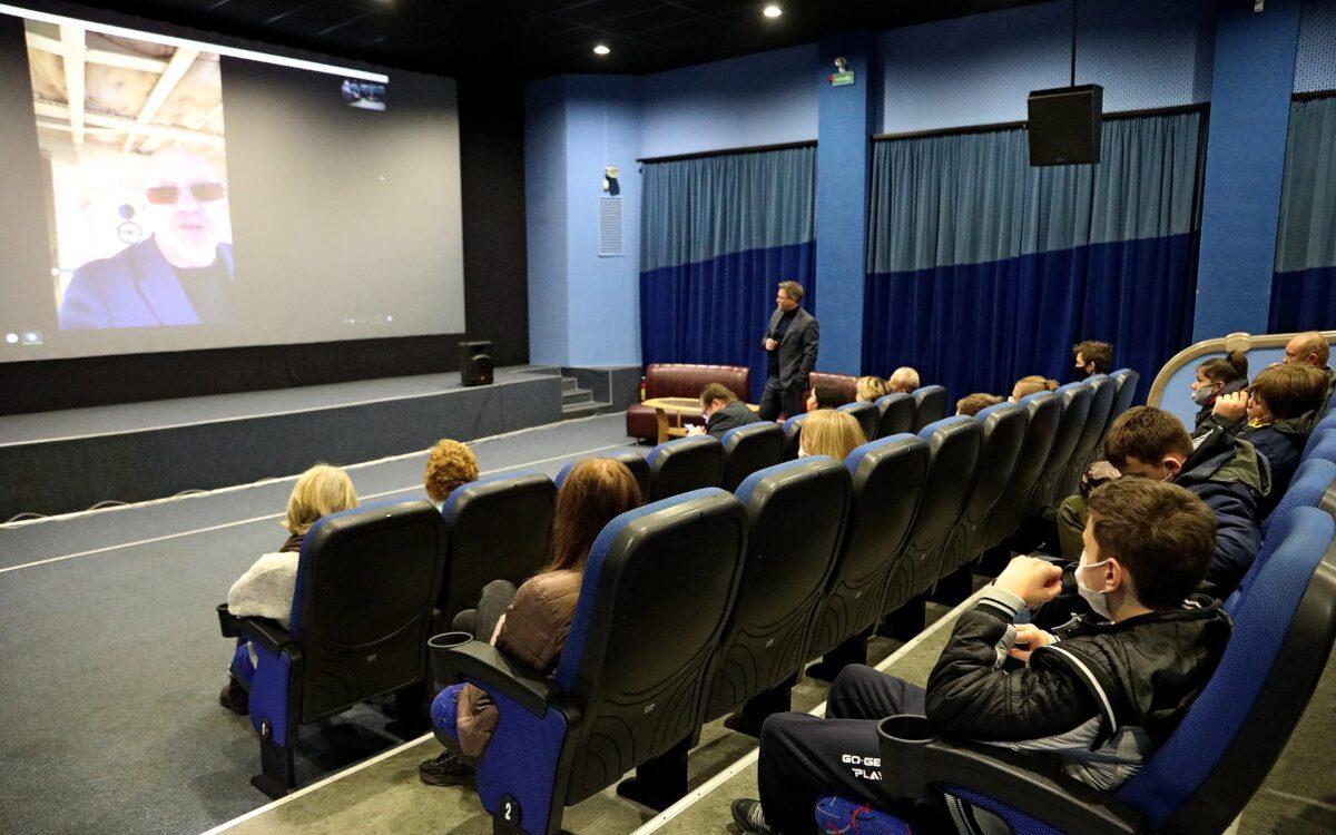 «Рожденный на Невском пятачке» в кинотеатре «Товарищ». Бобруйск 2020