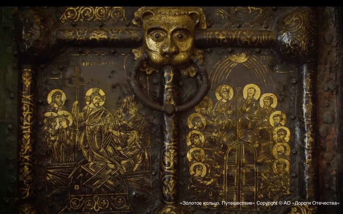 «Золотое кольцо. Путешествие». Суздаль. Copyright © АО «Дороги Отечества»