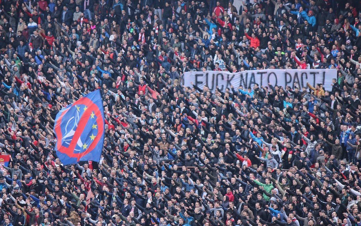 НАТО бомбили югославские города