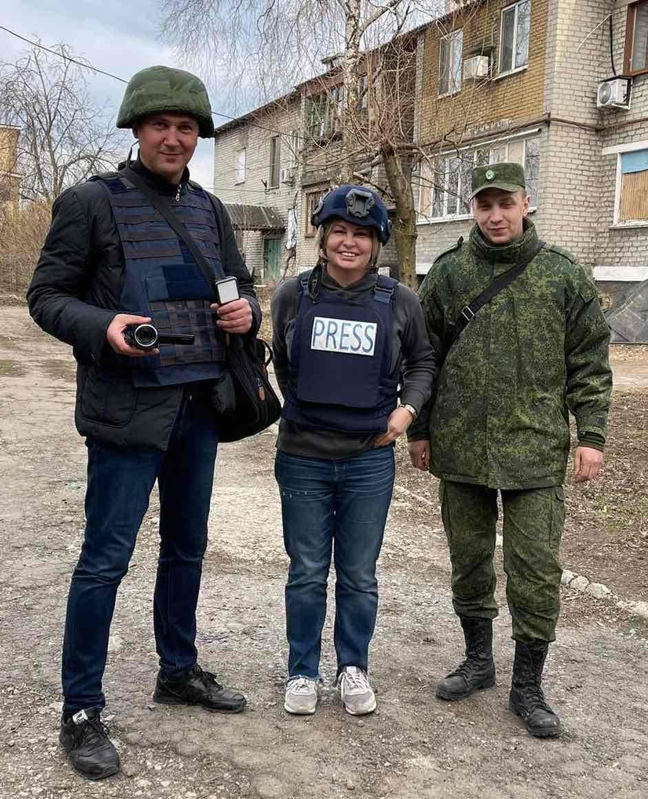 Ольга Курлаева. Донбасс