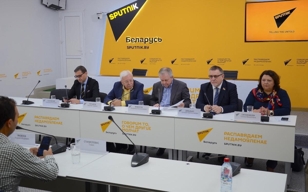 Sputnik Беларусь. Подписание беловежских соглашений. Испытание суверенитетом