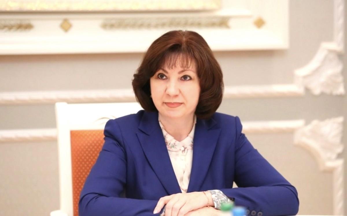 Наталья Ивановна Кочанова